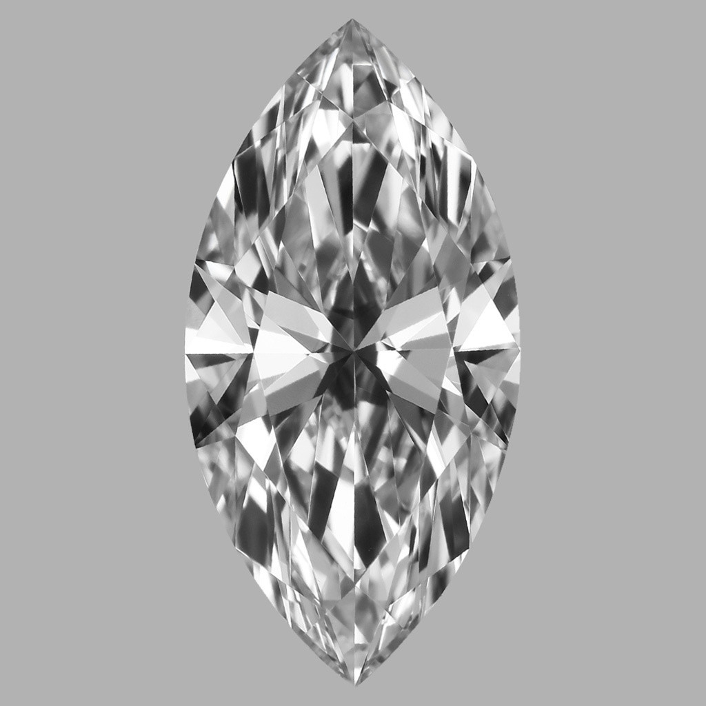 0.83 Carat Marquise Diamond (D/IF)