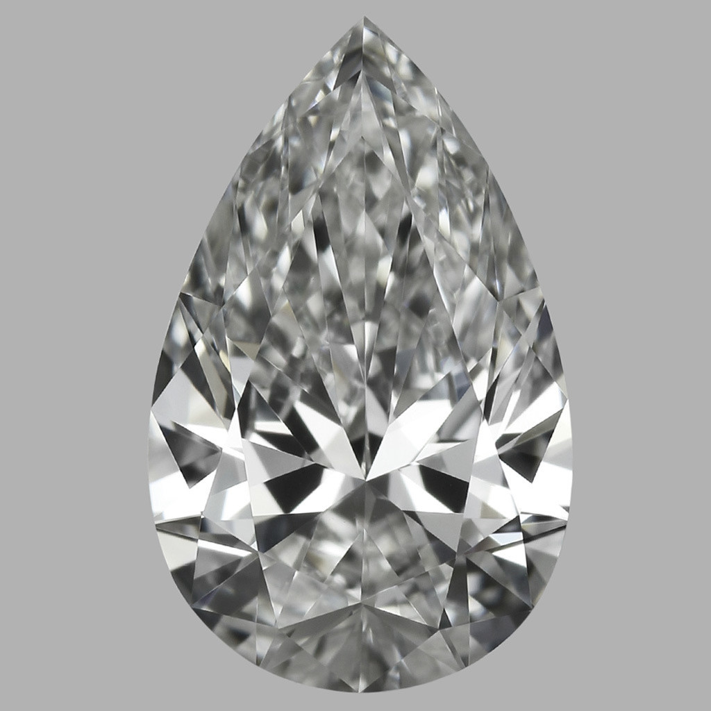 0.78 Carat Pear Diamond (G/IF)