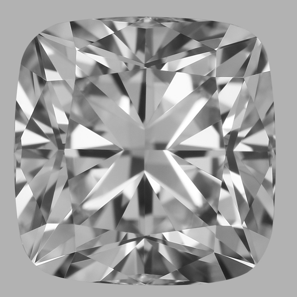 0.75 Carat Cushion Diamond (E/VVS1)