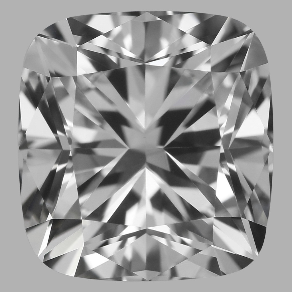 0.80 Carat Cushion Diamond (F/VVS2)