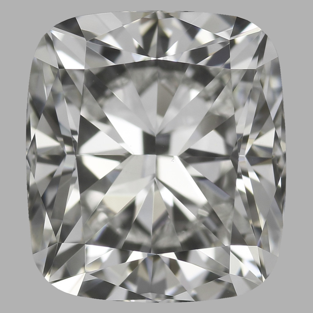 1.25 Carat Cushion Diamond (H/VVS2)