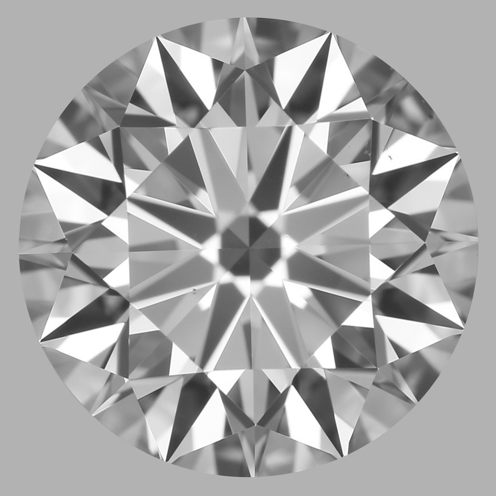 1.25 Carat Round Brilliant Diamond (E/VS2)