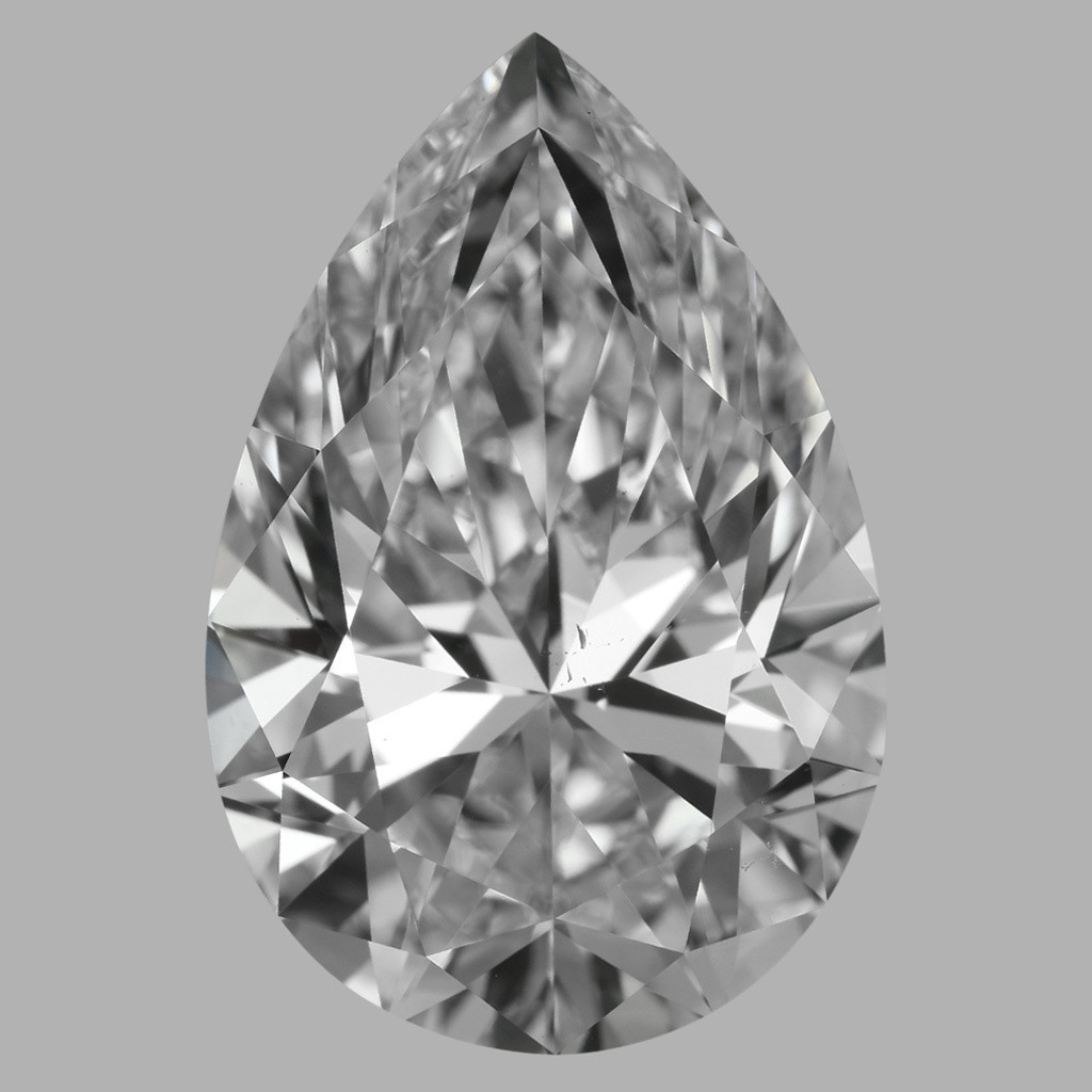 5.50 Carat Pear Diamond (E/VS2)