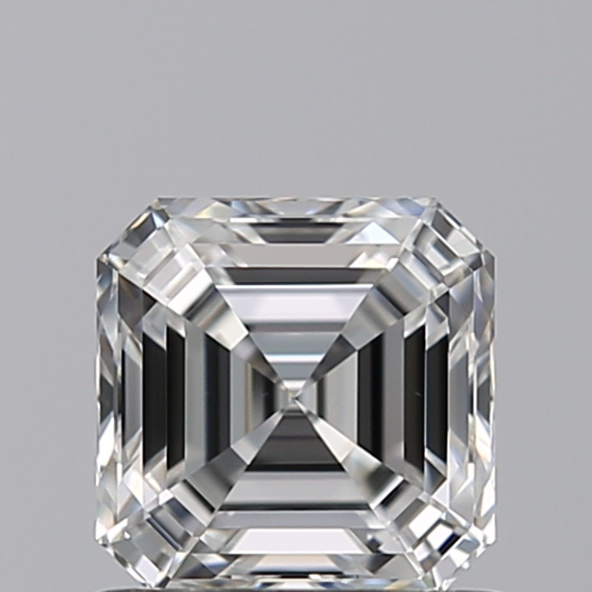 0.80 Carat Asscher Diamond (F/VS1)