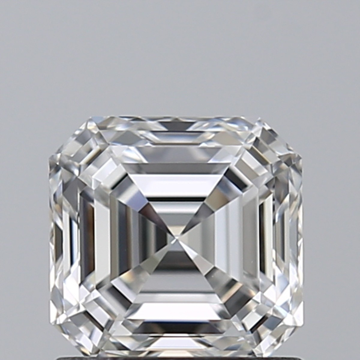 1.01 Carat Asscher Diamond (F/VS1)