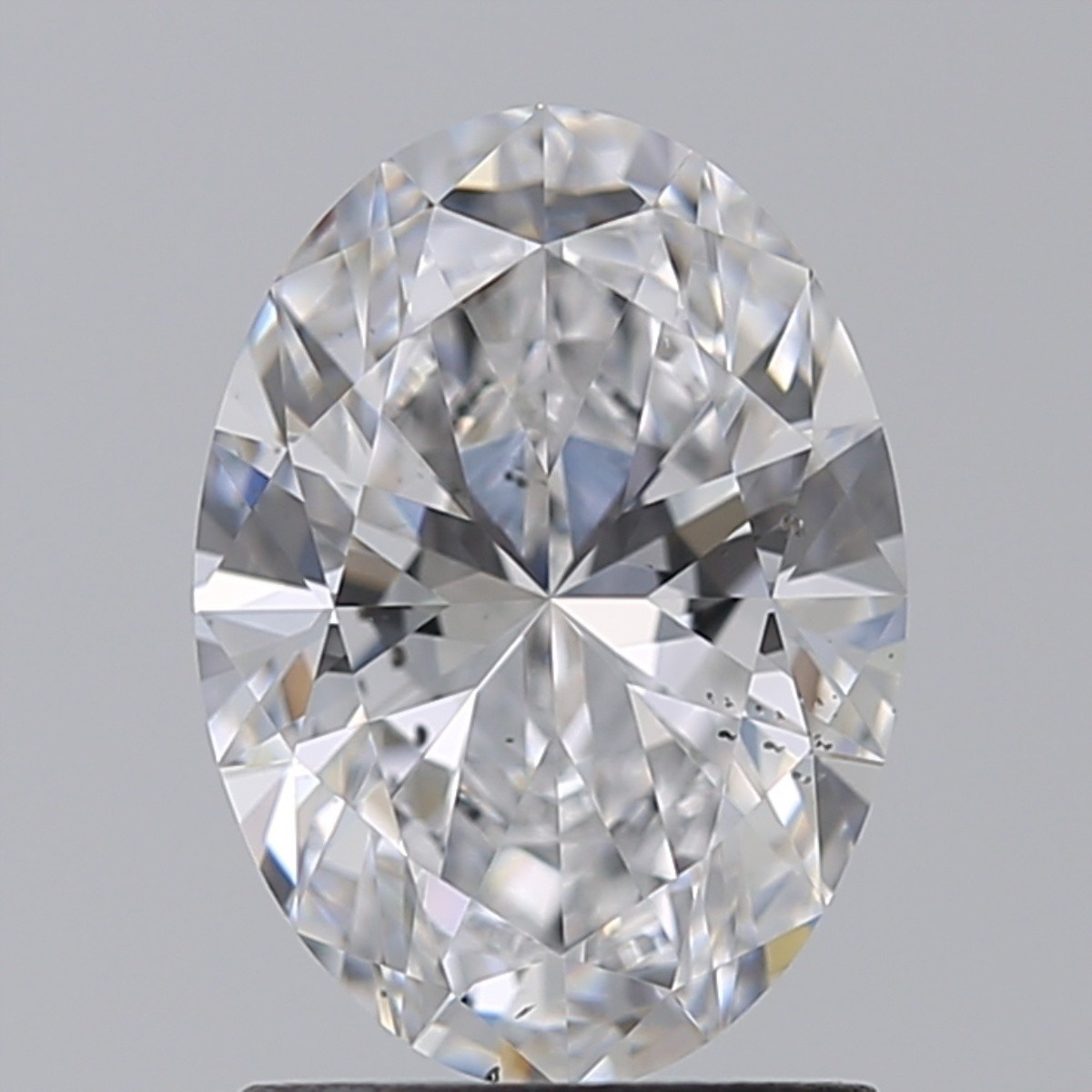 1.33 Carat Oval Diamond (D/SI1)