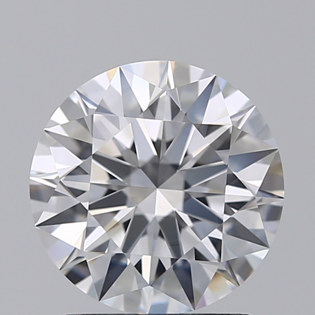 1.66 Carat Round Brilliant Diamond (D/IF)