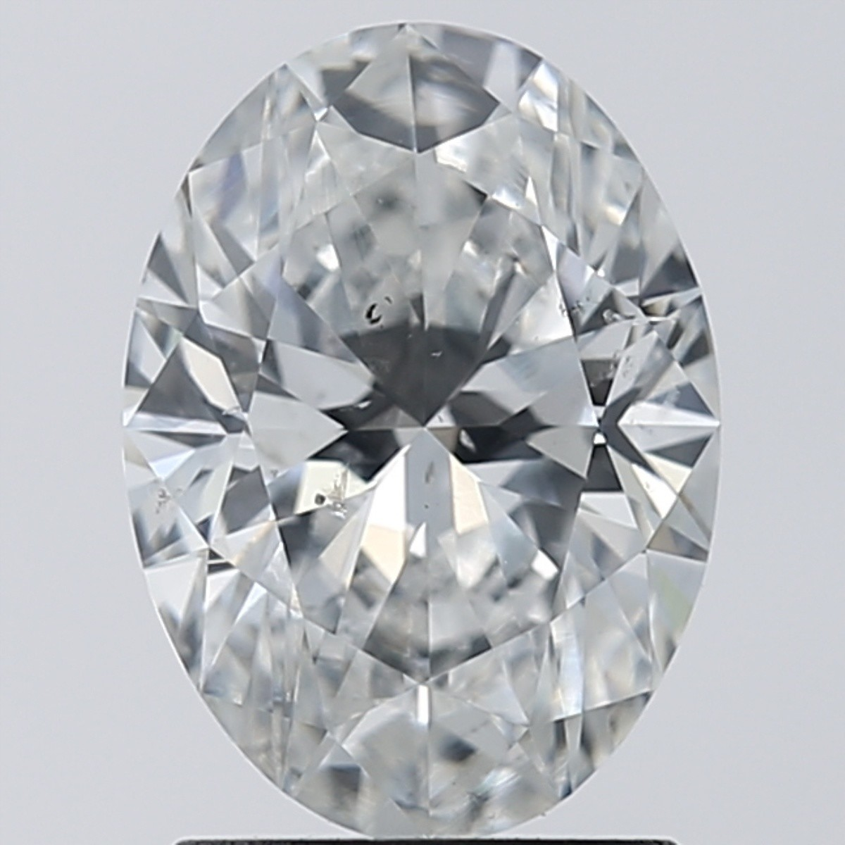 1.50 Carat Oval Diamond (F/SI2)