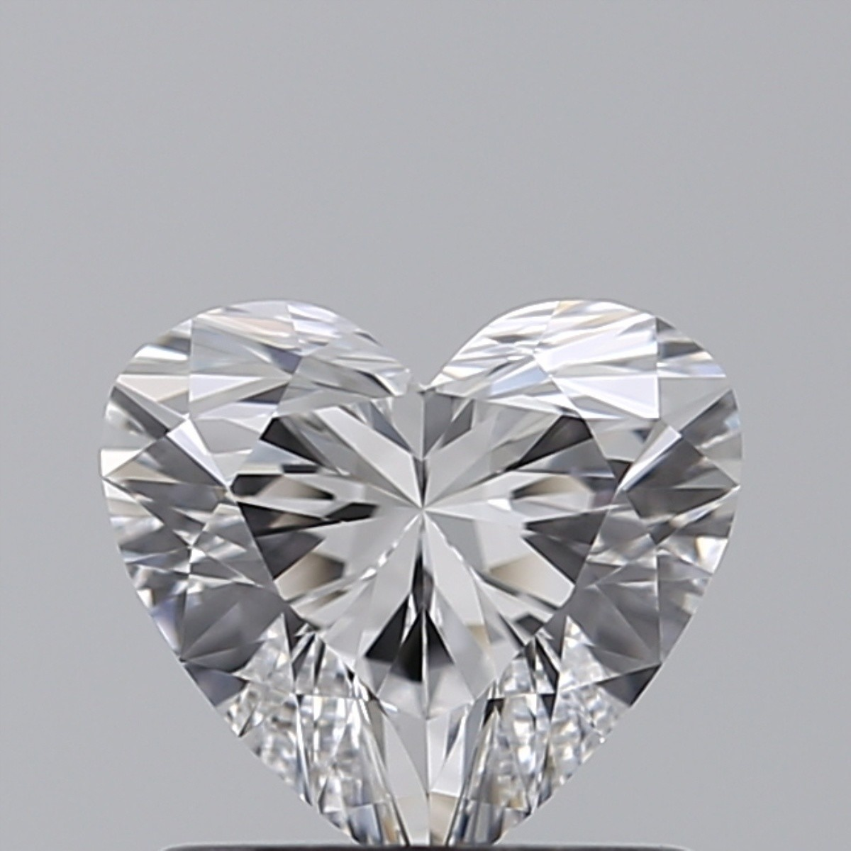 0.81 Carat Heart Diamond (D/VVS1)