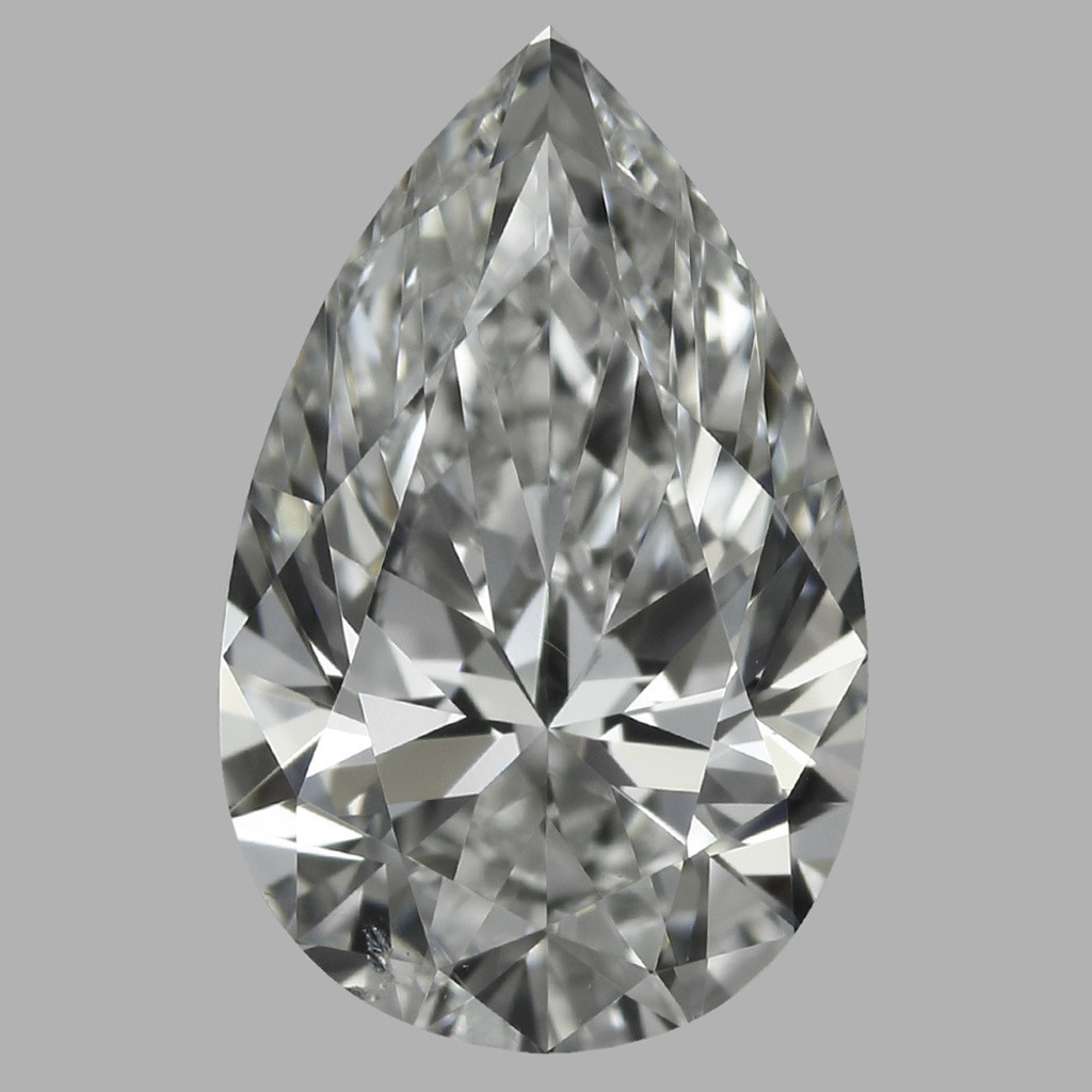 0.81 Carat Pear Diamond (G/SI1)
