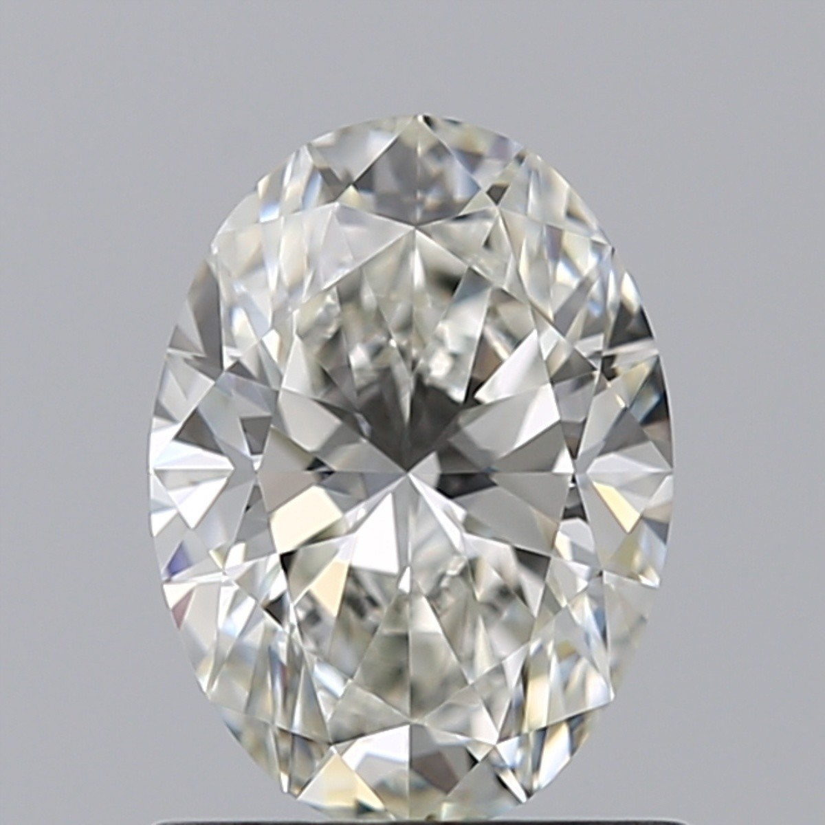 0.93 Carat Oval Diamond (I/VVS1)