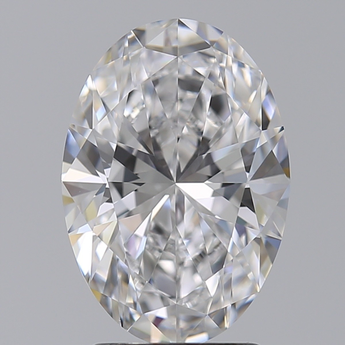 2.43 Carat Oval Diamond (D/FL)