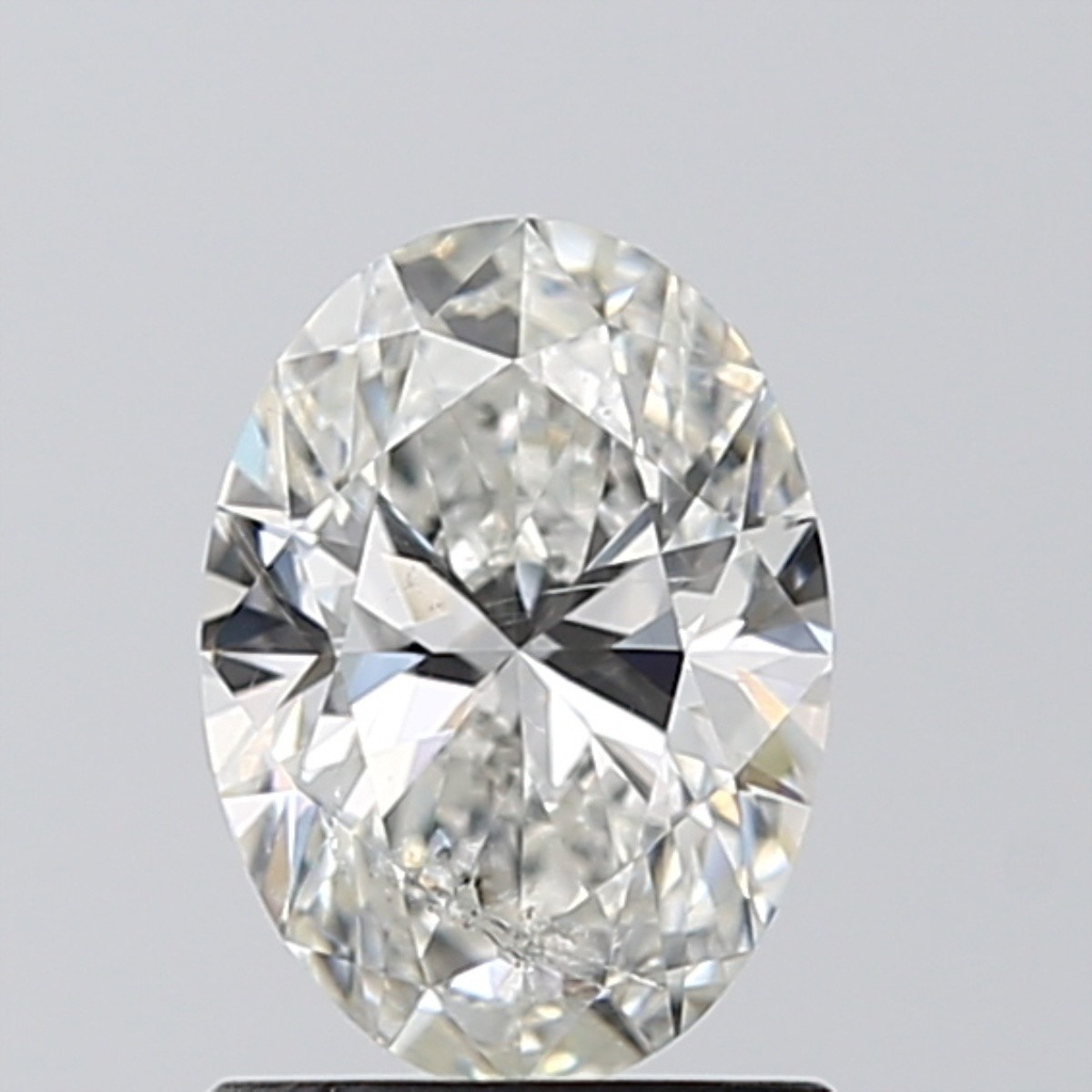 1.01 Carat Oval Diamond (H/SI2)