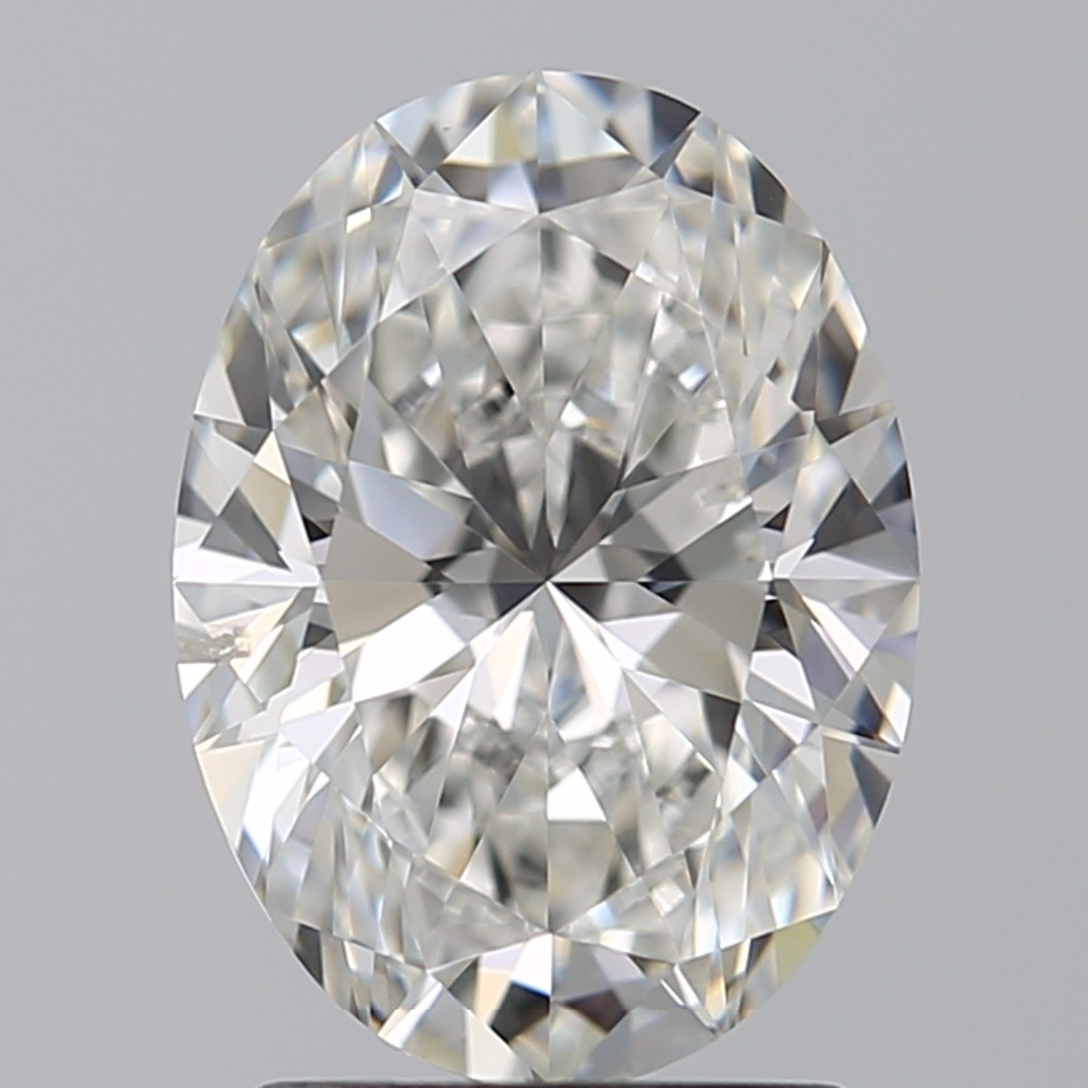 1.82 Carat Oval Diamond (H/SI1)