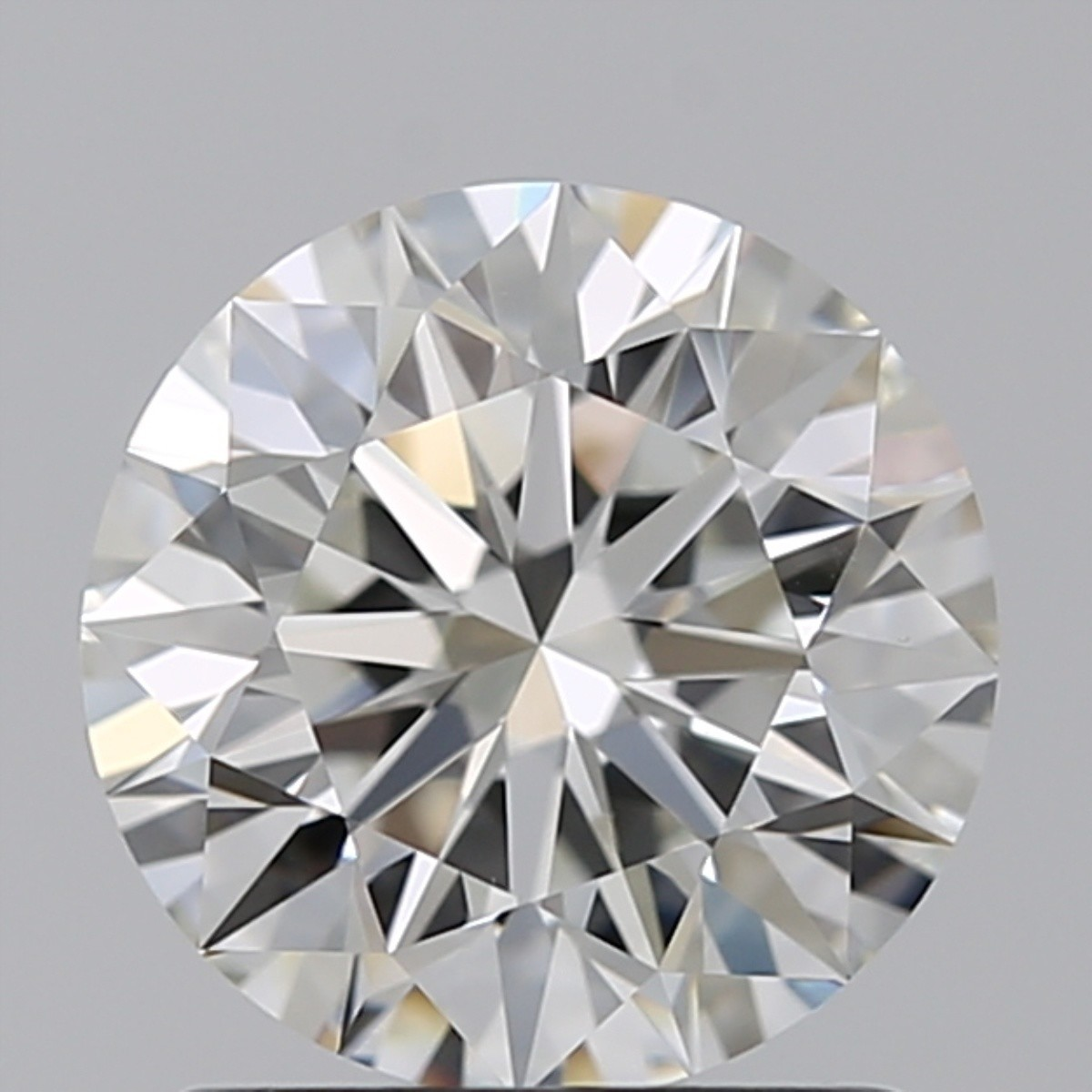 1.29 Carat Round Brilliant Diamond (H/VS1)