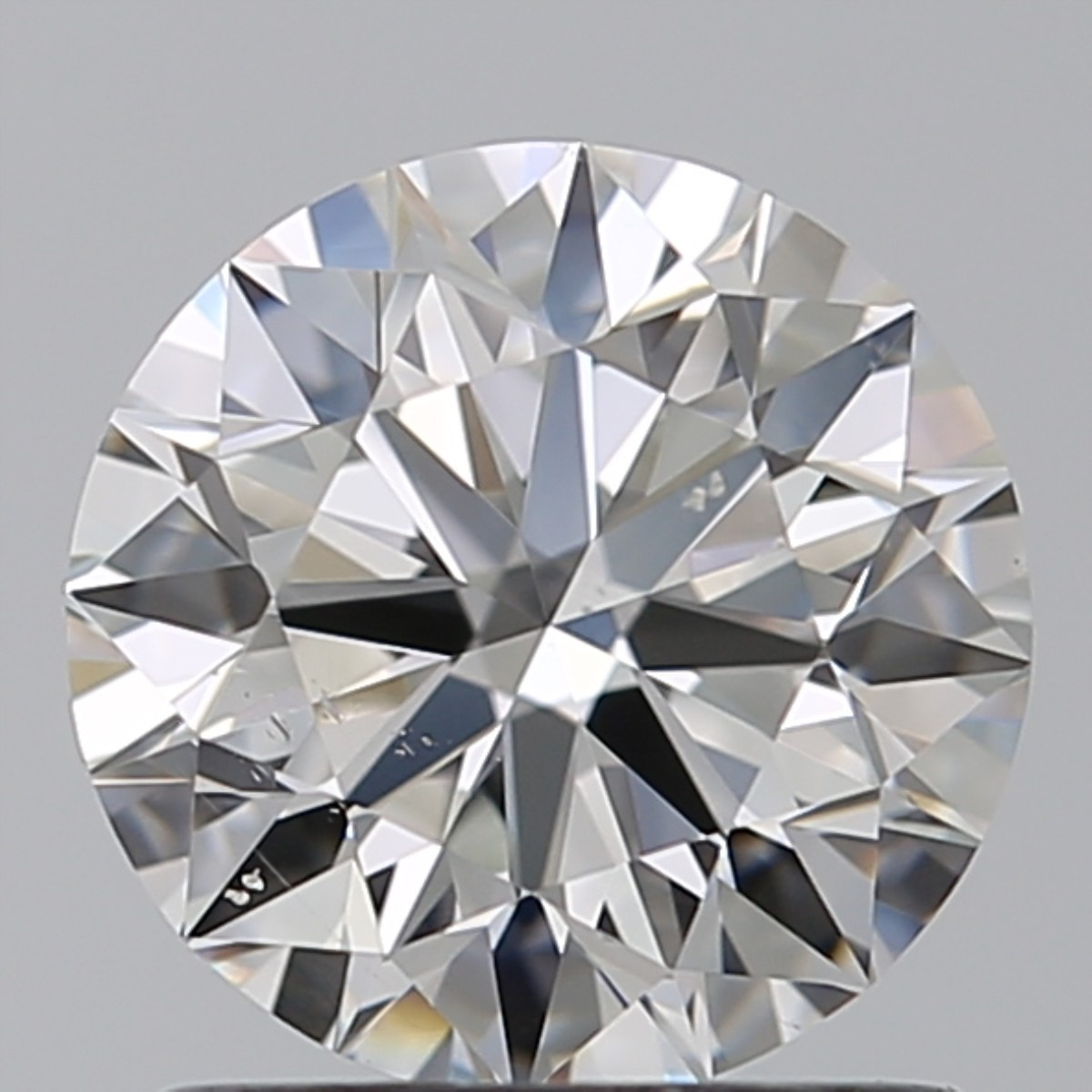 1.13 Carat Round Brilliant Diamond (F/SI1)