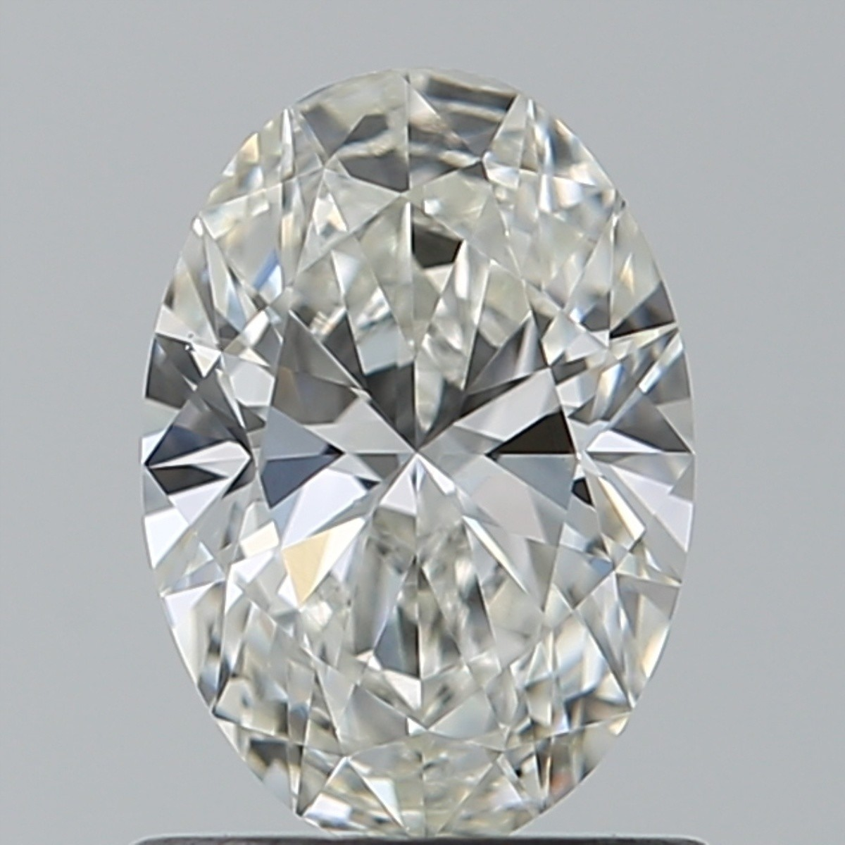 0.80 Carat Oval Diamond (H/VS1)