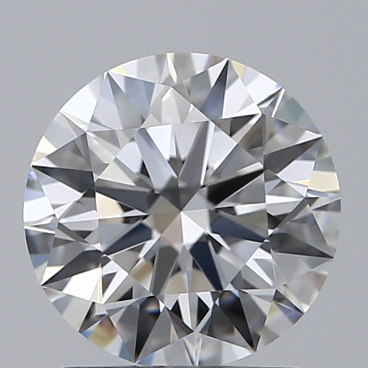 1.30 Carat Round Brilliant Diamond (D/FL)