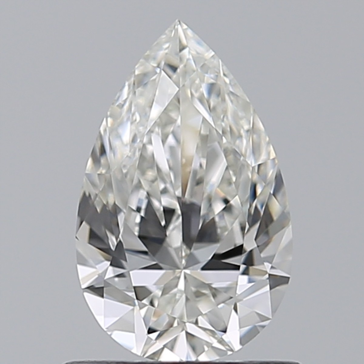 0.75 Carat Pear Diamond (G/IF)