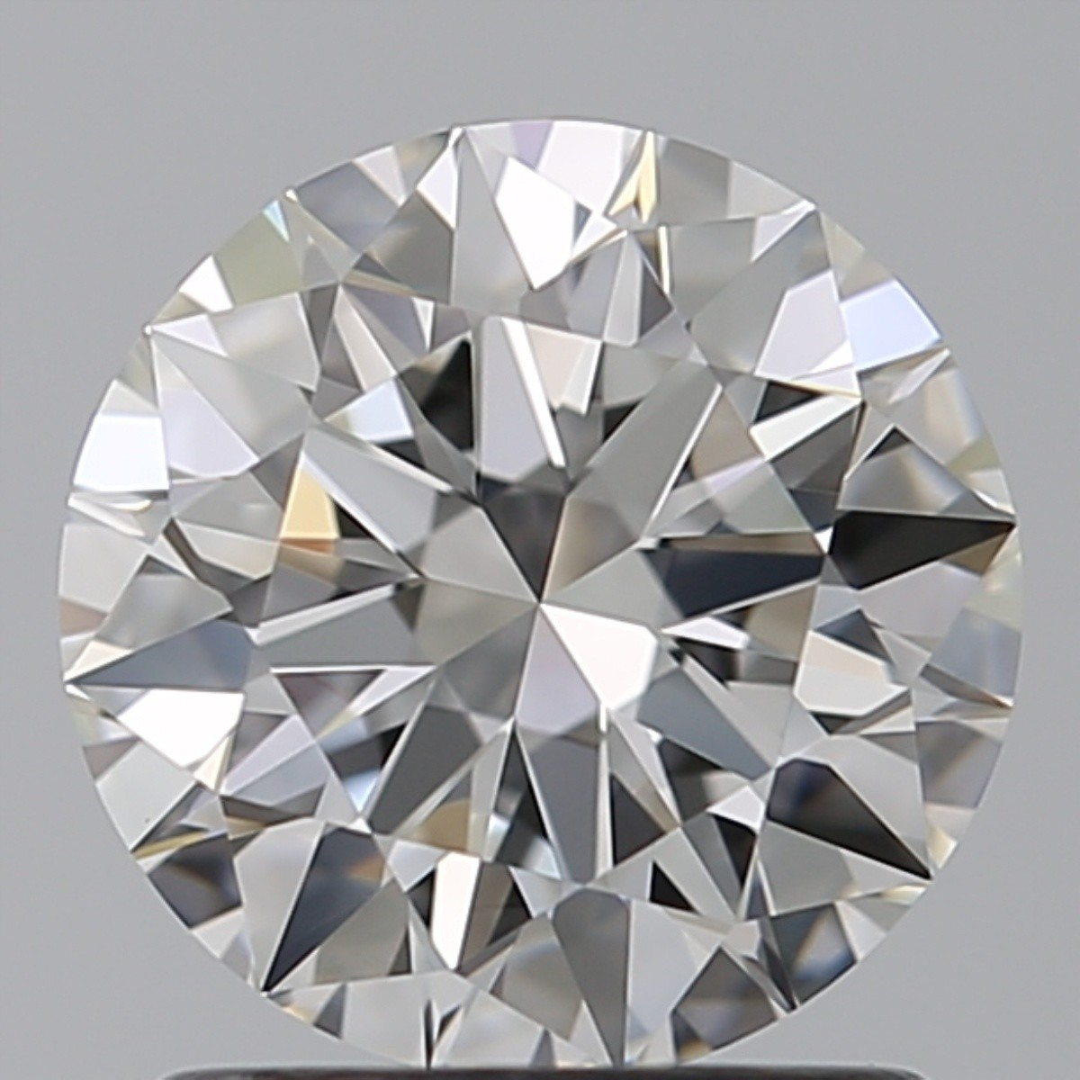 1.29 Carat Round Brilliant Diamond (F/IF)