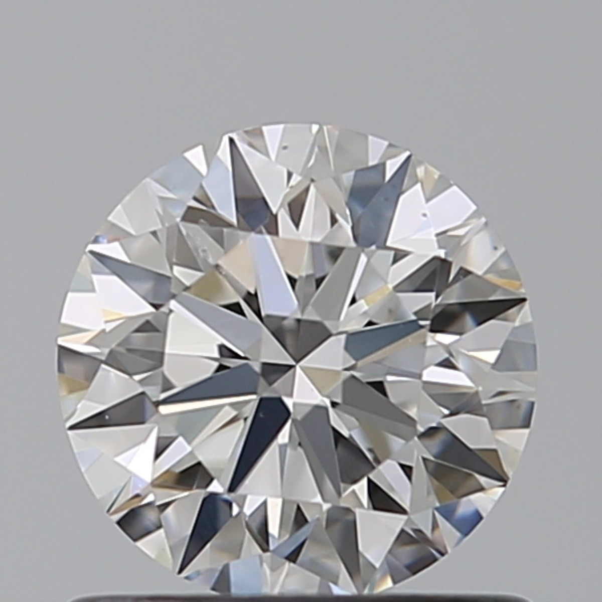 0.75 Carat Round Brilliant Diamond (F/SI1)