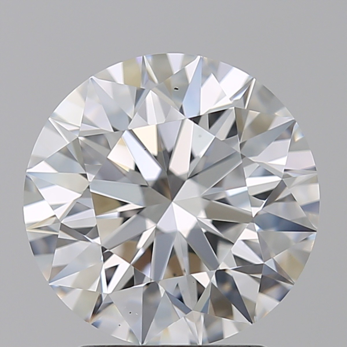 2.36 Carat Round Brilliant Diamond (D/VS2)