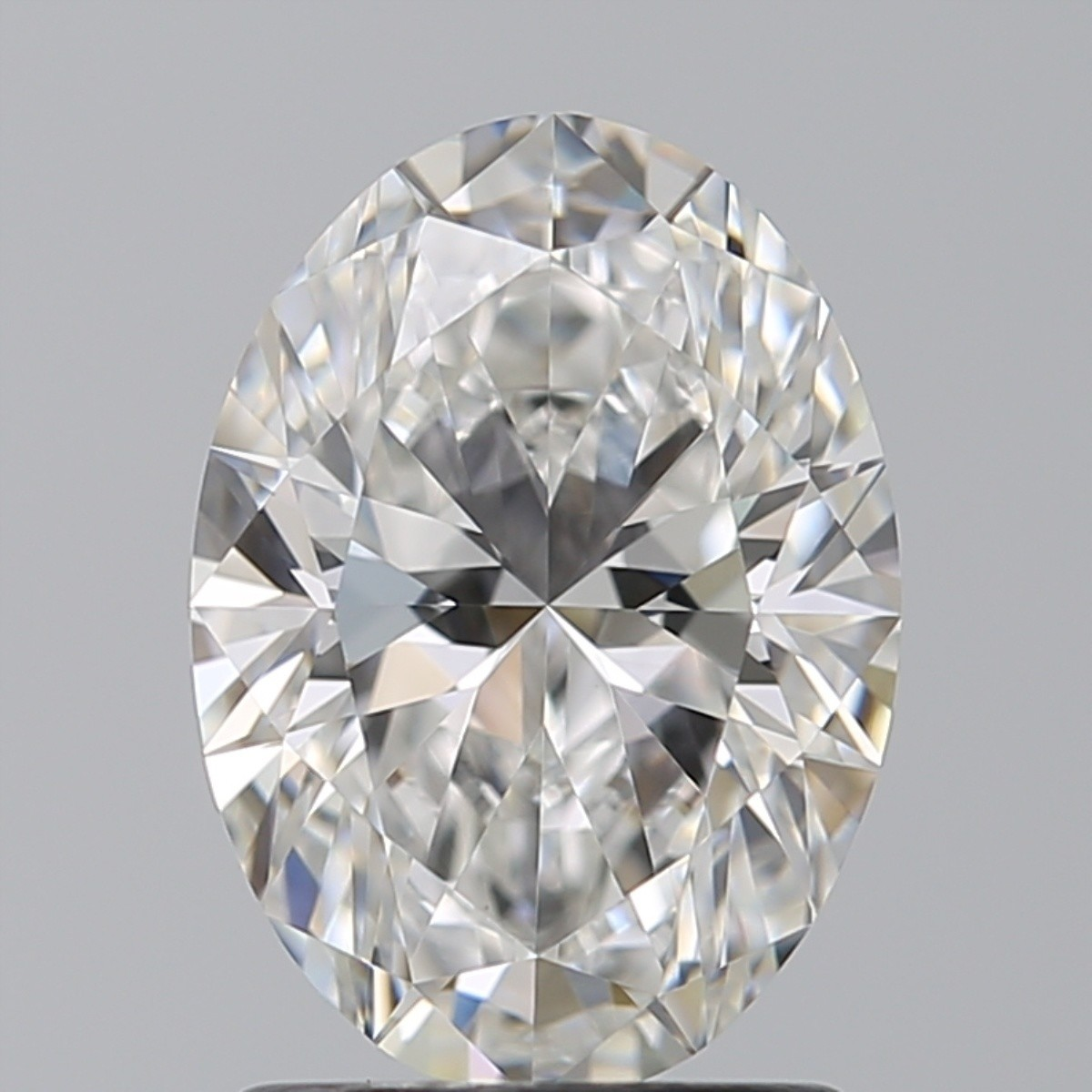 1.53 Carat Oval Diamond (F/VVS2)