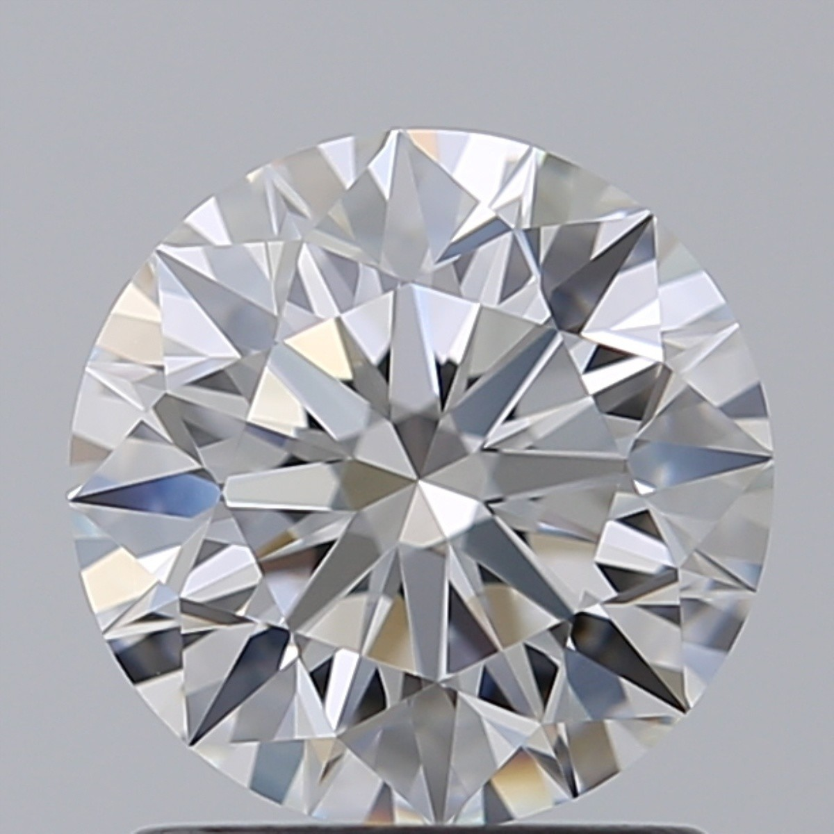 1.29 Carat Round Brilliant Diamond (E/VVS1)