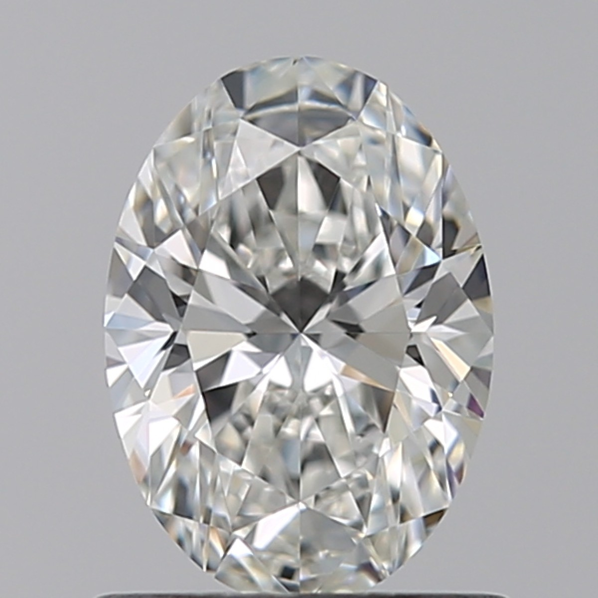 0.75 Carat Oval Diamond (G/IF)