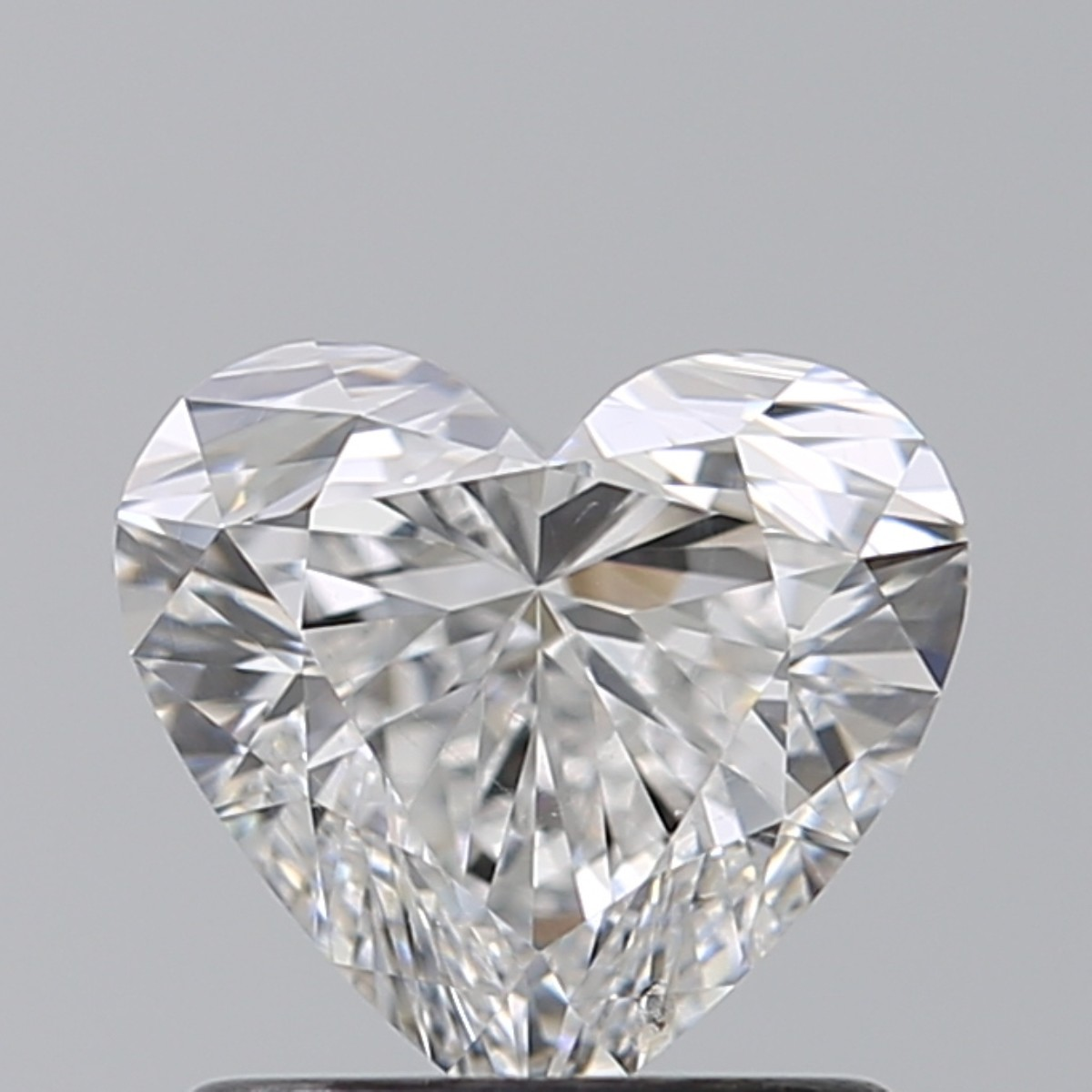 1.01 Carat Heart Diamond (E/SI1)
