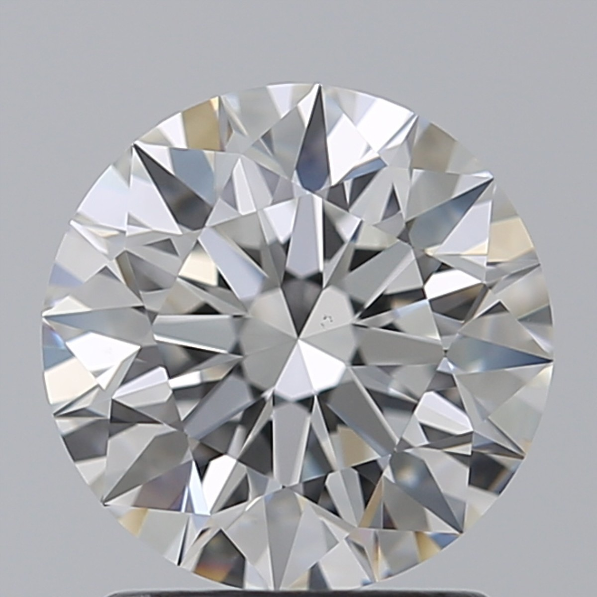 1.65 Carat Round Brilliant Diamond (F/VS1)