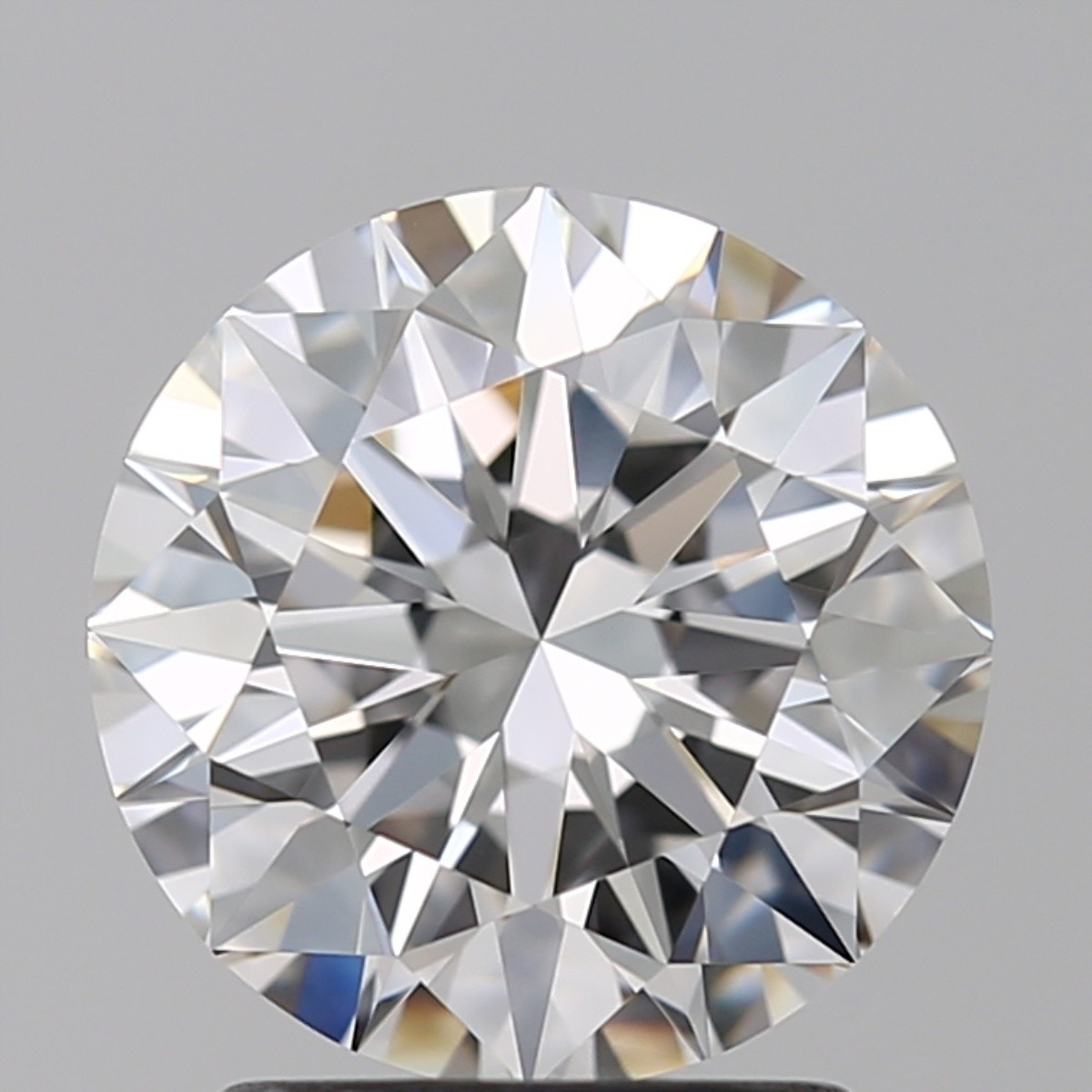 1.90 Carat Round Brilliant Diamond (E/IF)