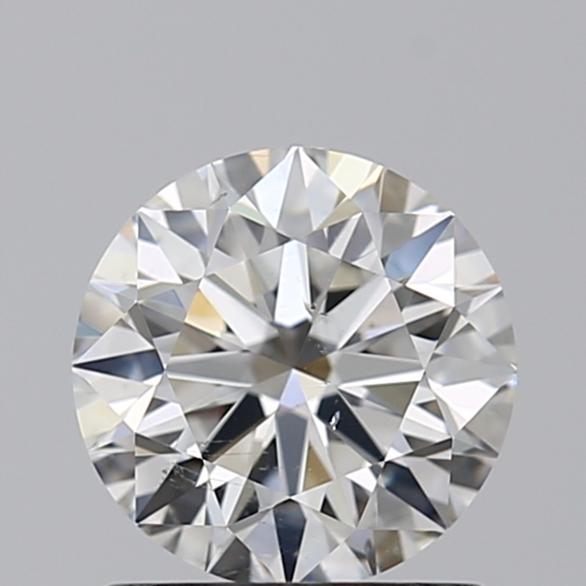 1.00 Carat Round Brilliant Diamond (G/SI1)