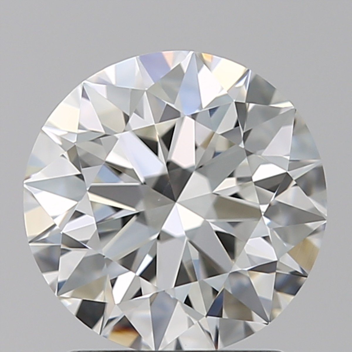 1.62 Carat Round Brilliant Diamond (H/VS2)