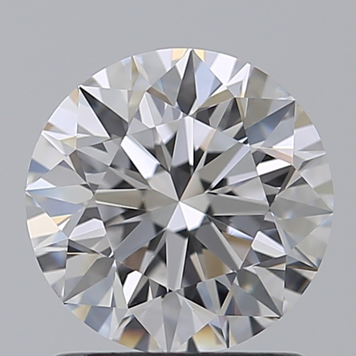 1.29 Carat Round Brilliant Diamond (D/IF)