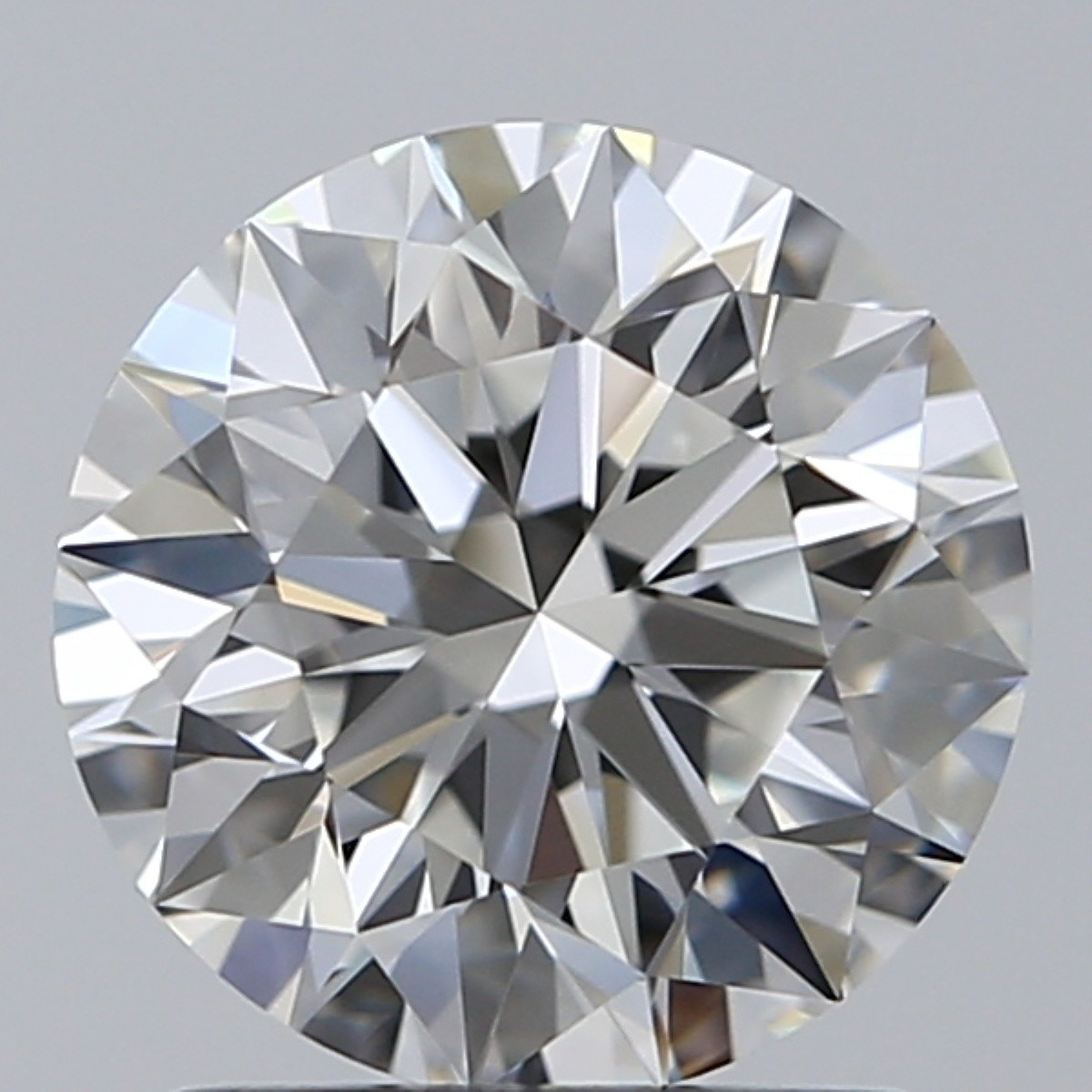 1.31 Carat Round Brilliant Diamond (F/VVS1)