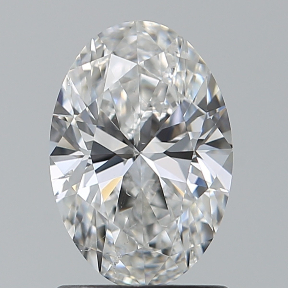 1.21 Carat Oval Diamond (E/SI1)