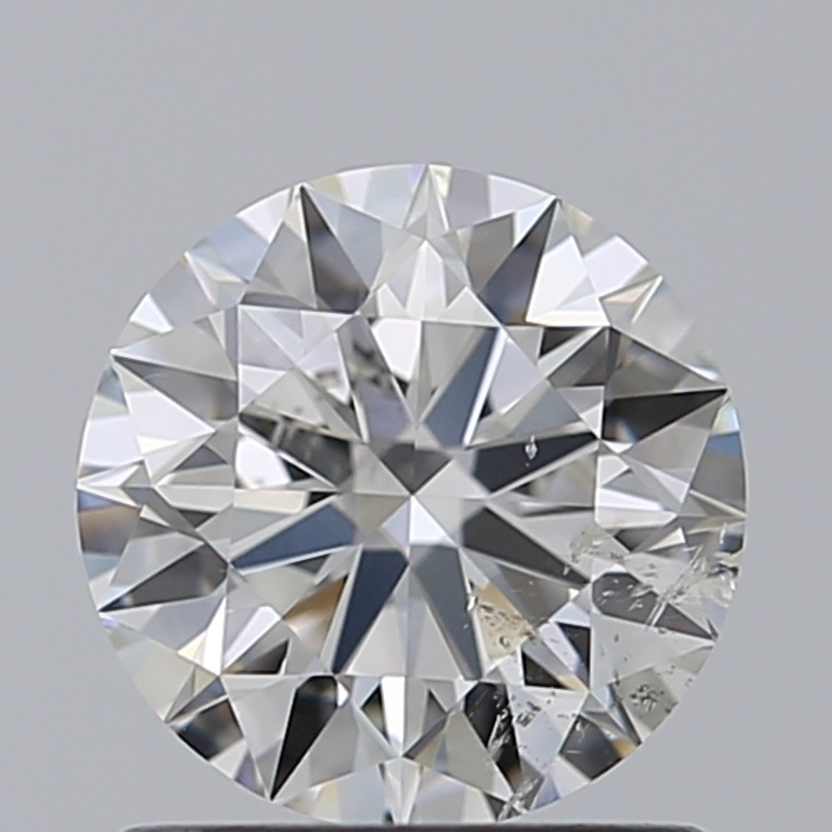 1.02 Carat Round Brilliant Diamond (G/SI2)