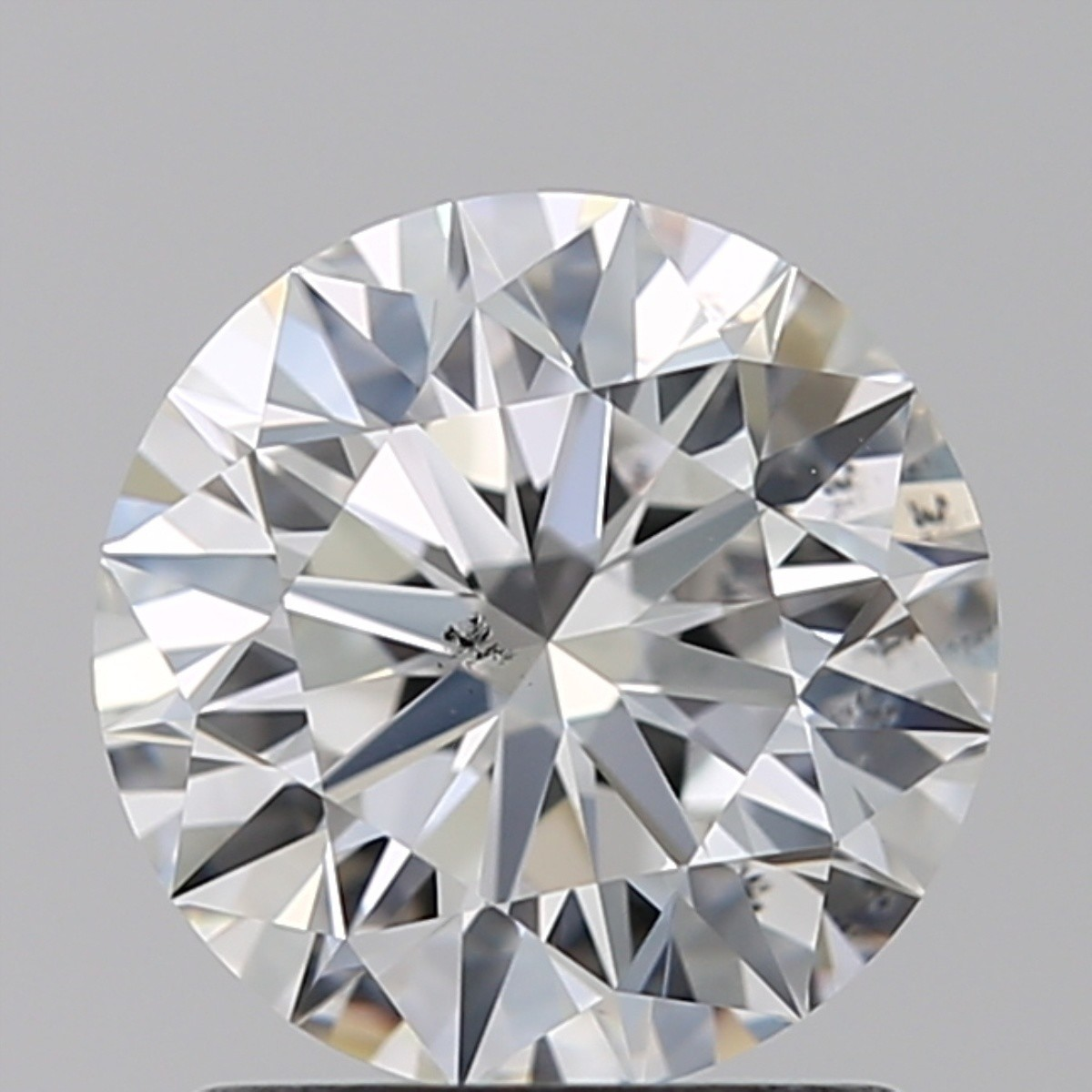1.30 Carat Round Brilliant Diamond (F/SI1)