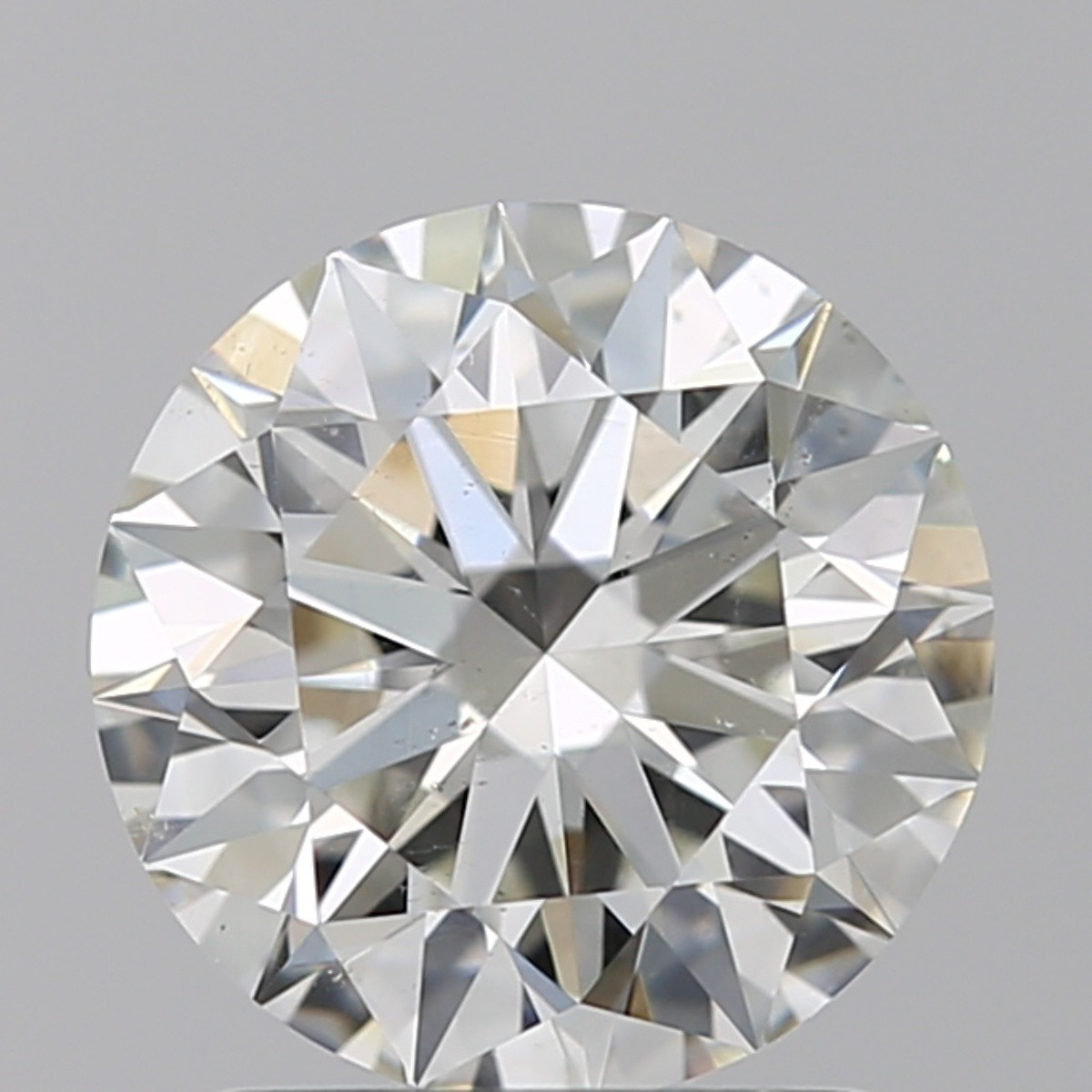 1.51 Carat Round Brilliant Diamond (H/SI1)