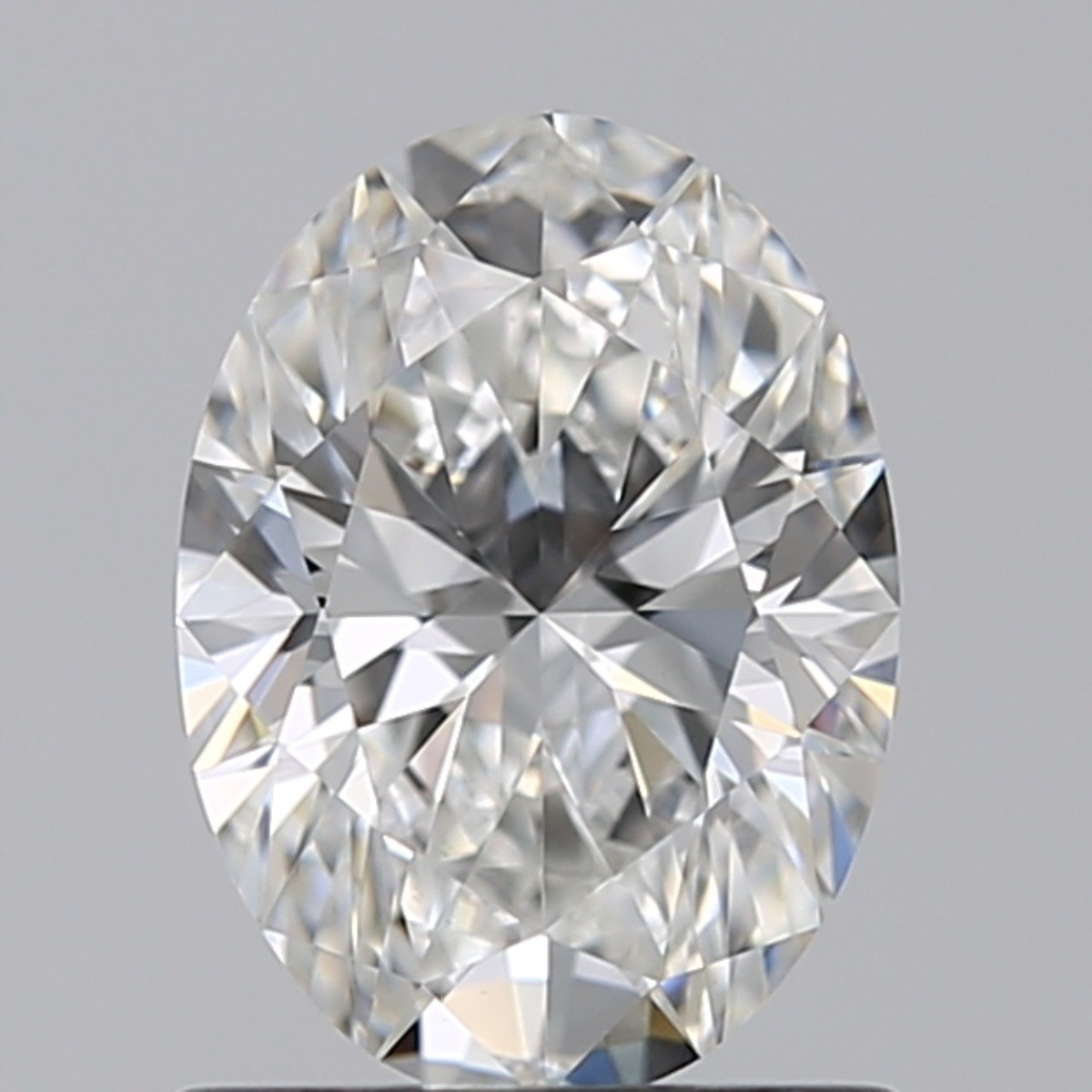 0.90 Carat Oval Diamond (F/VS1)