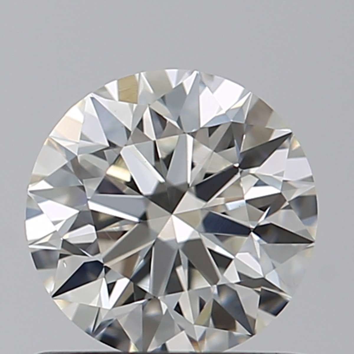 0.80 Carat Round Brilliant Diamond (I/VS1)