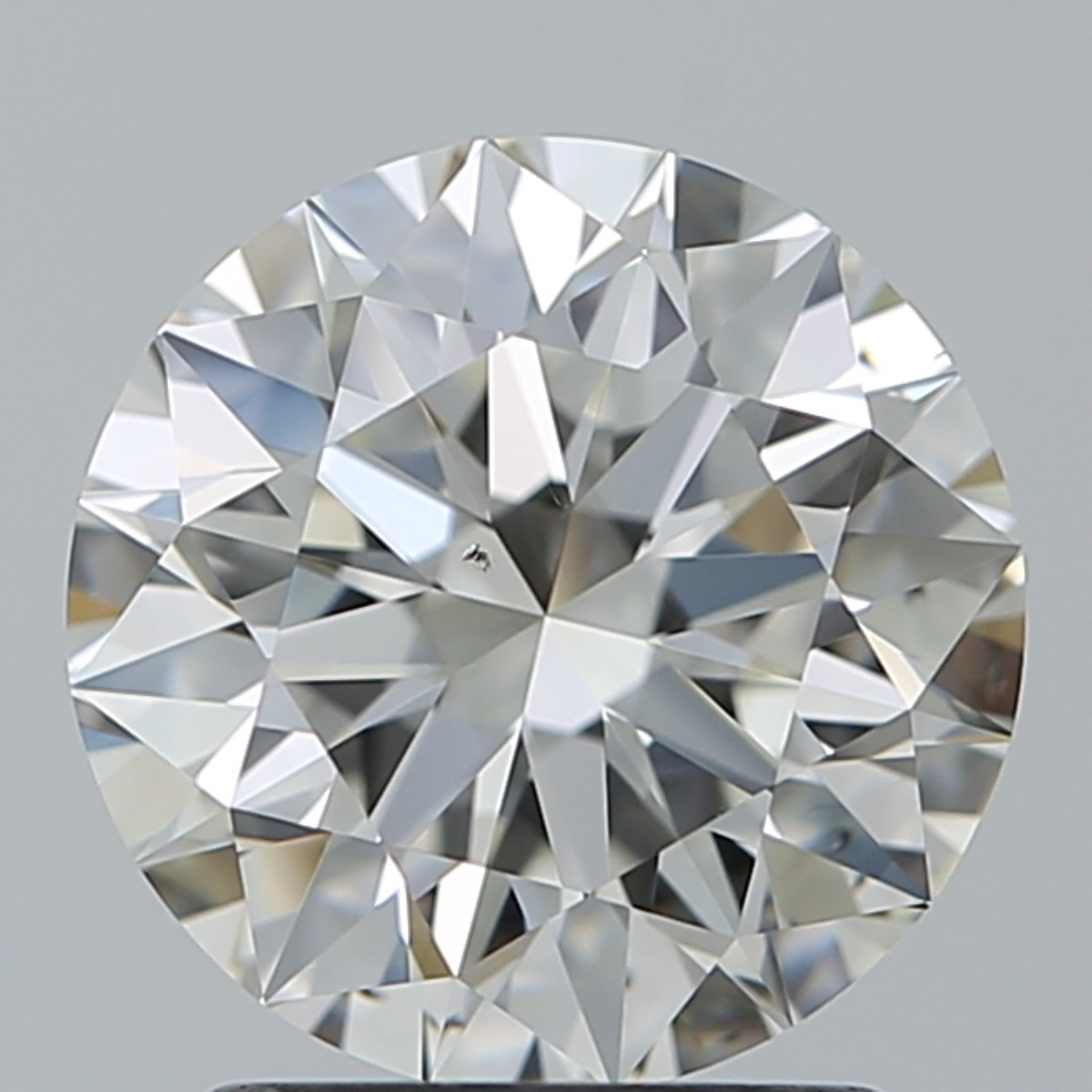 1.85 Carat Round Brilliant Diamond (I/VS2)