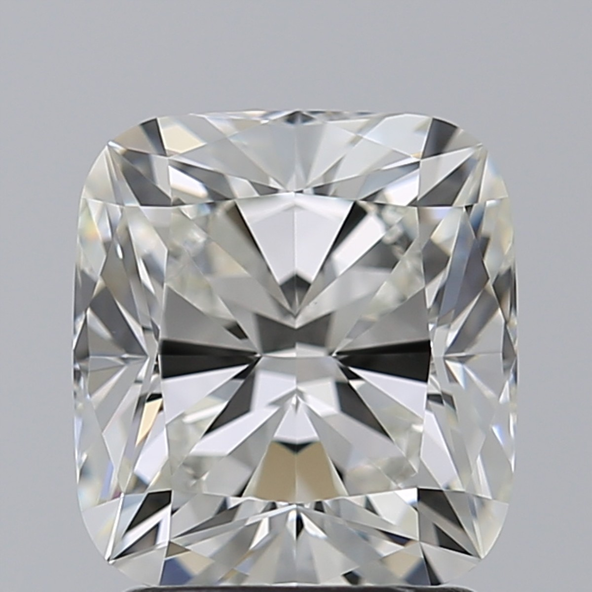 2.02 Carat Cushion Diamond (I/VVS2)