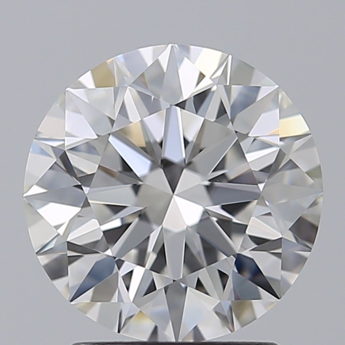 2.09 Carat Round Brilliant Diamond (F/VVS2)