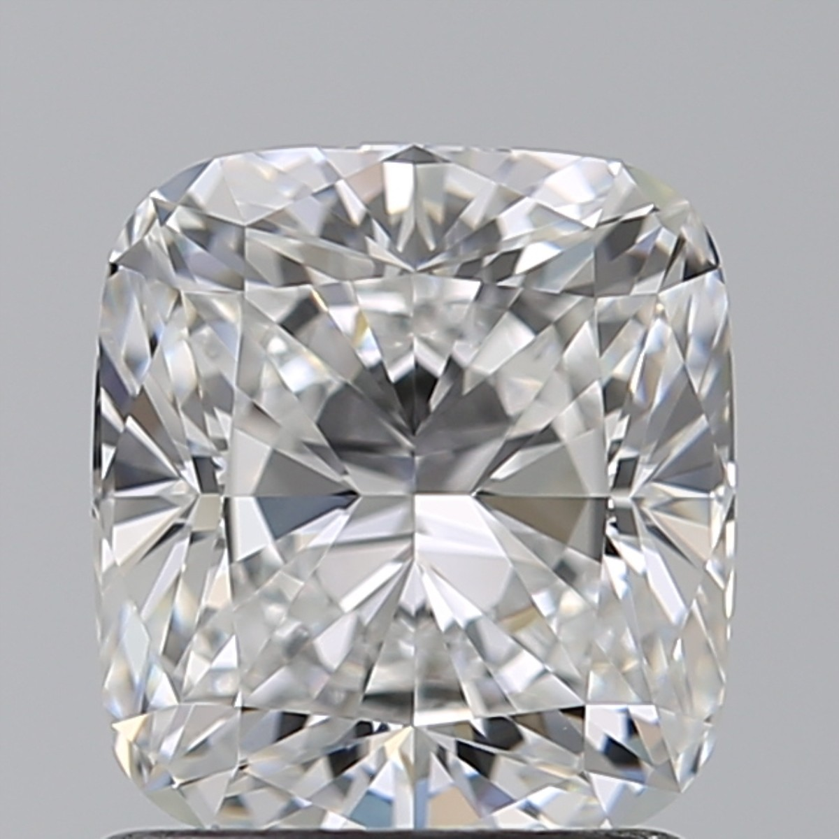 1.50 Carat Cushion Brilliant Diamond (E/VVS2)