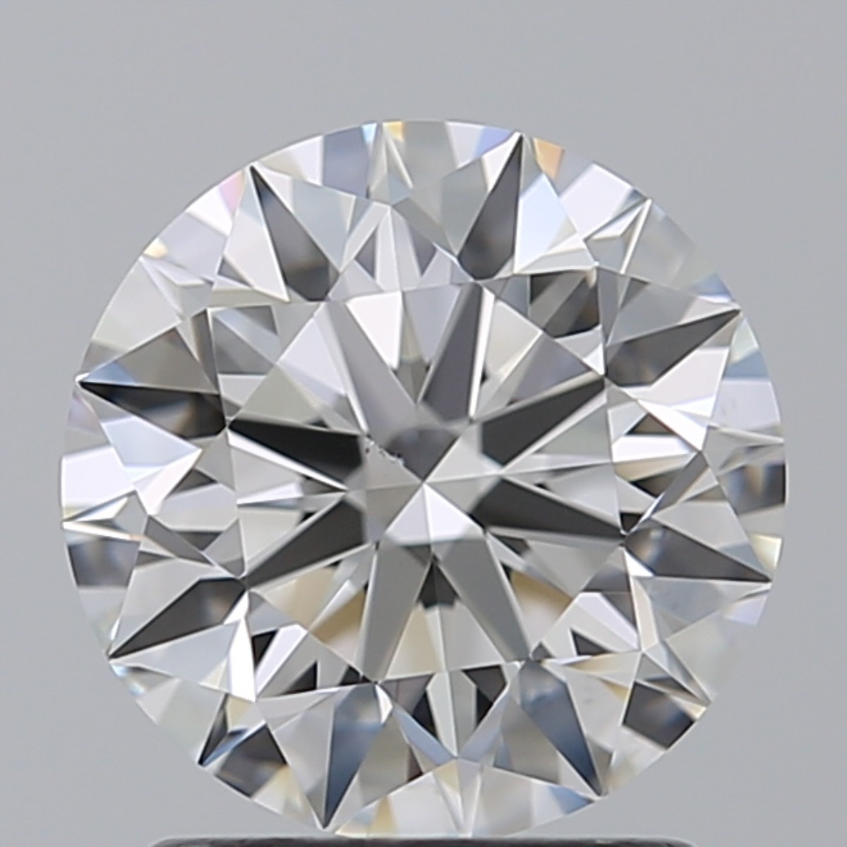 1.65 Carat Round Brilliant Diamond (F/VS2)