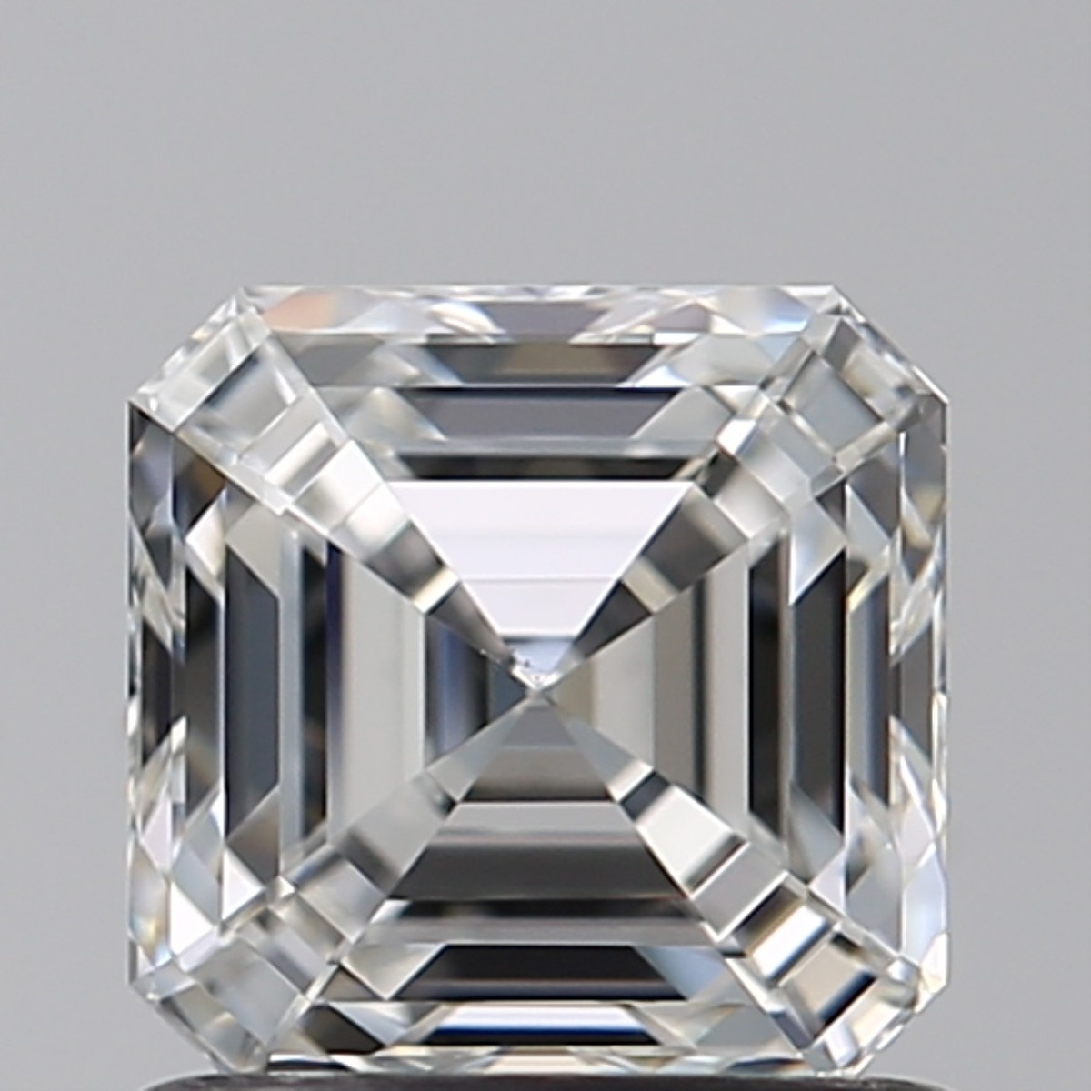 1.02 Carat Asscher Diamond (F/VS1)