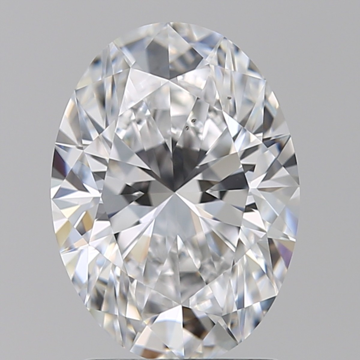 1.74 Carat Oval Diamond (D/VS2)