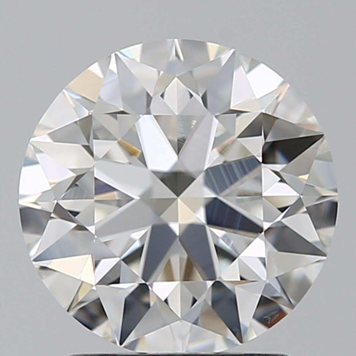 1.71 Carat Round Brilliant Diamond (G/VS1)